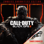 Call of Duty Black Ops III Zombies Chronicles Edition ps4