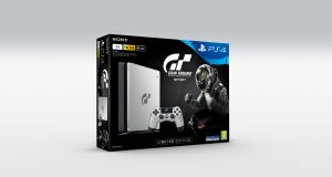 pack PS4 Limited Edition GT Sport