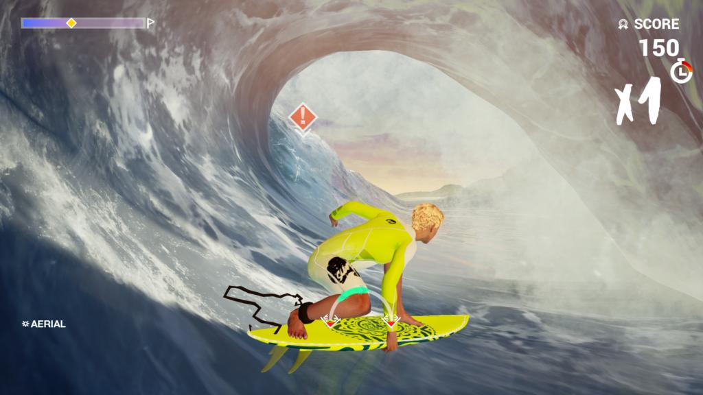Surf World Series test