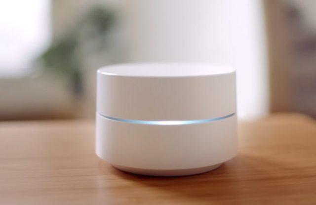 commande google wifi