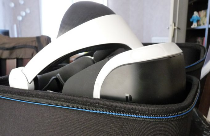 achat housse sacoche protection psvr
