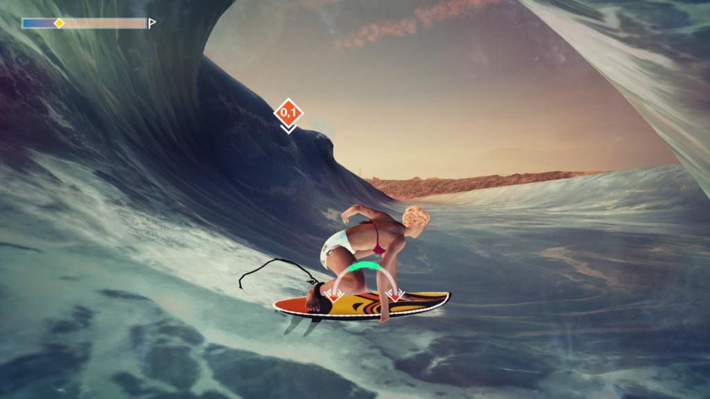 avis Surf World Series sur ps4
