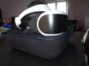 mallette protection psvr