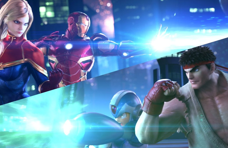 marvel vs capcom infinte ps4