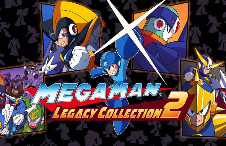 mega man legacy collection 2 ps4