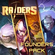 Raiders of the Broken Planet – Founders Pack Bundle