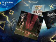 Playstation Plus Octobre 2017