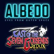 albedo and cast of the seven