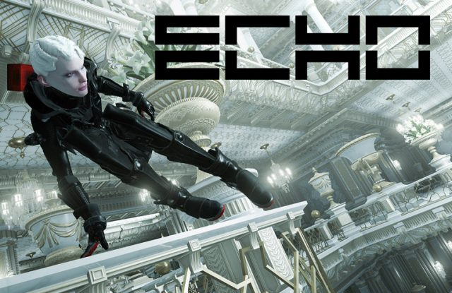 echo - puzzle action aventure ps4