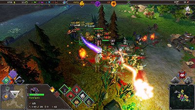 test dungeons 3 playstation 4