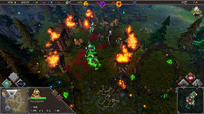 test dungeons 3 ps4