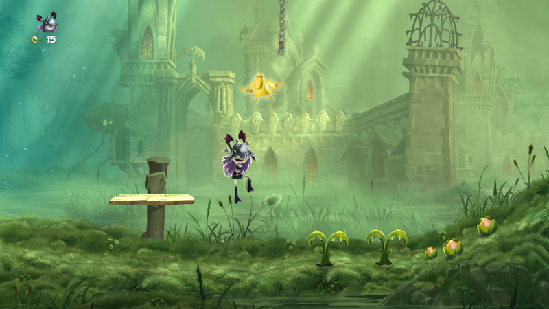 test rayman legends playstation 4