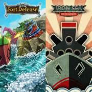 IRON SEA+FORT DEFENSE BUNDLE