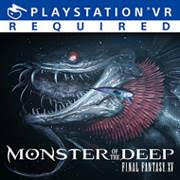 MONSTER OF THE DEEP FINAL FANTASY XV