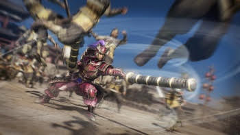 dynasty warriors 9 playstation 4