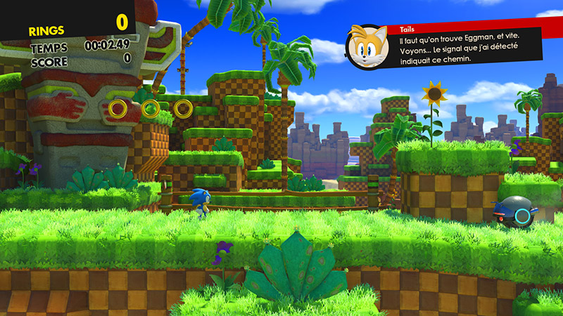 test ps4 sonic forces