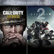 Call of Duty WWII + Destiny 2 Bundle