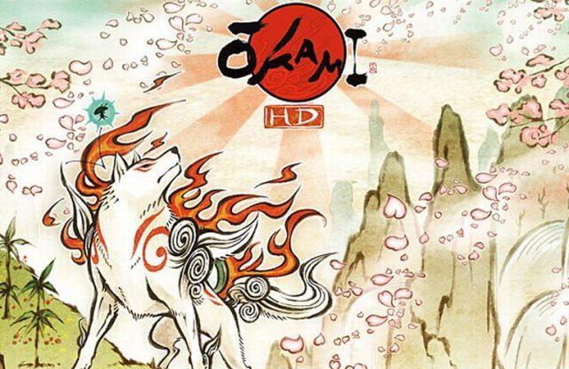 okami hd playstation 4
