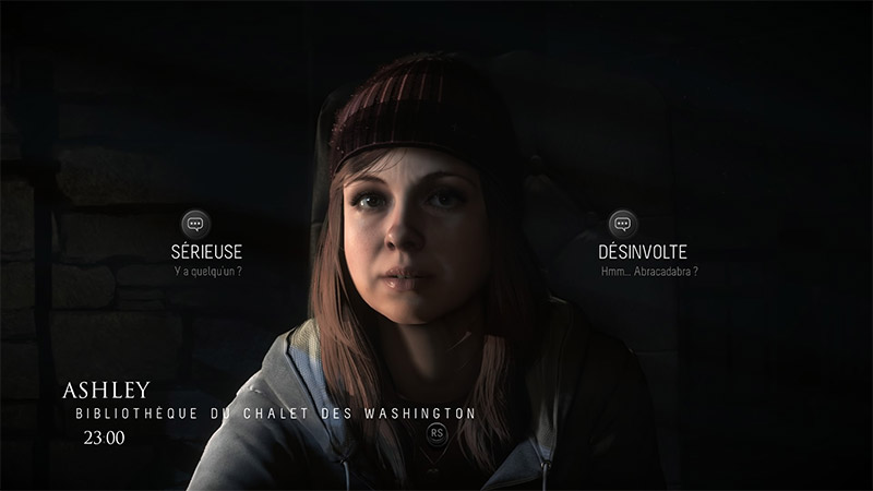test until dawn ps4