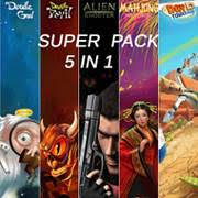 Super Pack 5 in 1 by 4 HIT