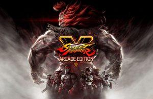 street fighter v arcade edition playstation 4