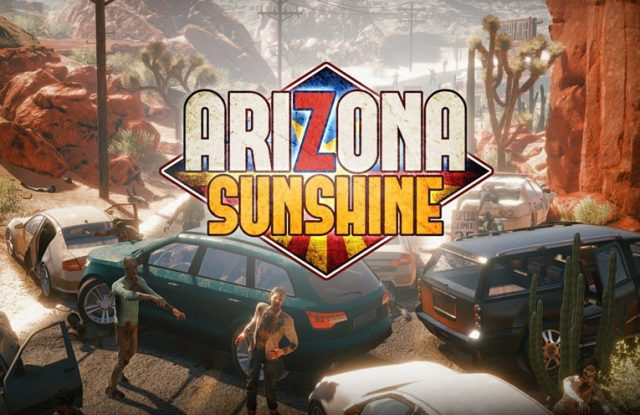 test arizona sunshine psvr ps4 pro