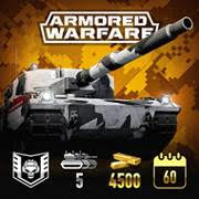 Armored Warfare Dog of War Pack