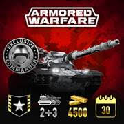 Armored Warfare Professional Pack