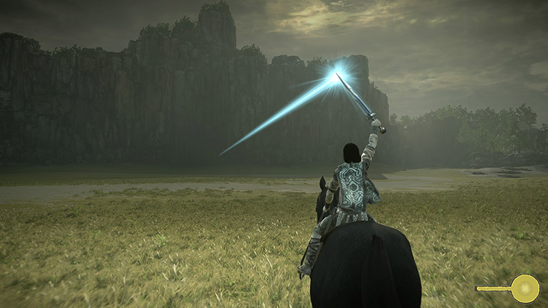 avis shadow of the colossus ps4 pro