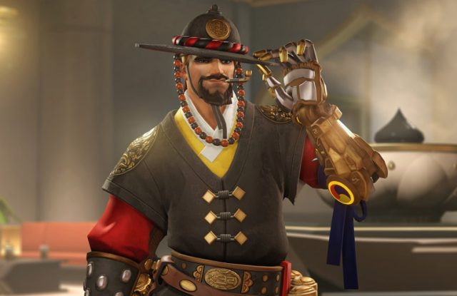 nouvel an chinois 2018 overwatch