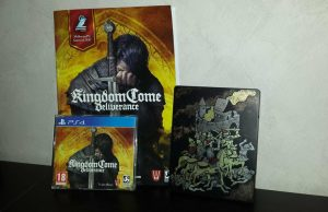 reception kingdom come deliverance ps4