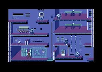 sortie c64 mini