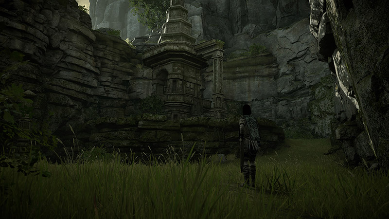 test shadow of the colossus ps4 pro