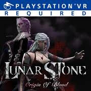 LUNAR STONE ORIGIN OF BLOOD