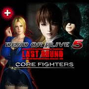 DOA5LR Core Fighters + Nyotengu