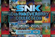 Nintendo Switch SNK 40th ANNIVERSARY COLLECTION