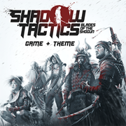 Shadow Tactics Blades of the Shogun Game + Theme
