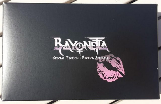 bayonetta 2 edition speciale nintendo switch