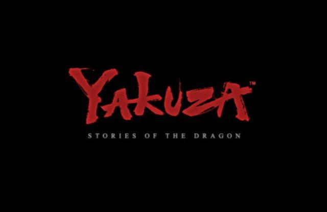 yakuza 6 stories of the dragon