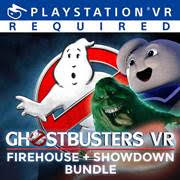 GHOSTBUSTERS VR FIREHOUSE + SHOWDOWN BUNDLE