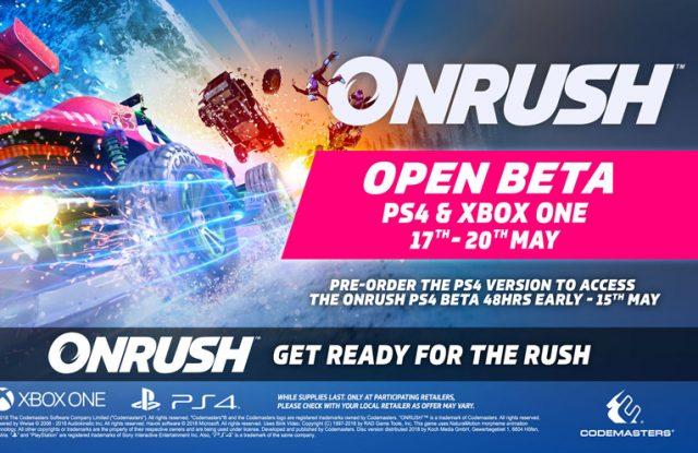 beta onrush