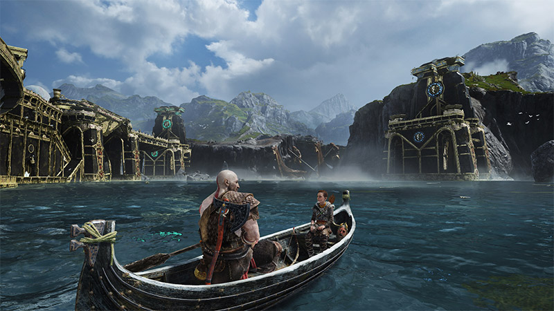 test avis god of war ps4