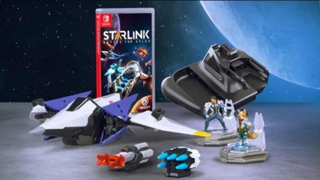 starlink starfox nintendo switch