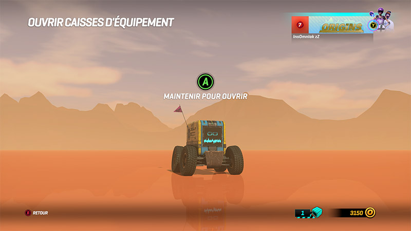 test avis onrush xbox one