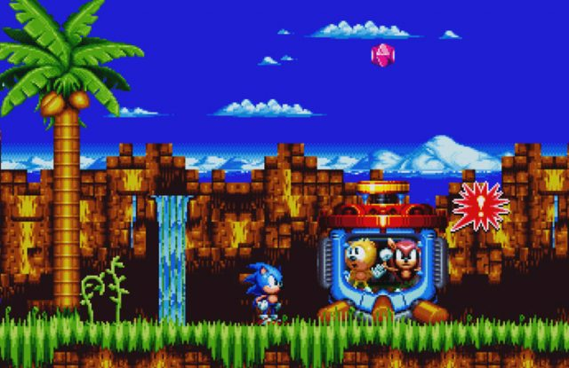 test sonic mania plus ps4
