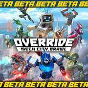 Override Mech City Brawl BETA