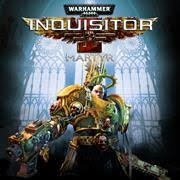 Warhammer 40,000 Inquisitor
