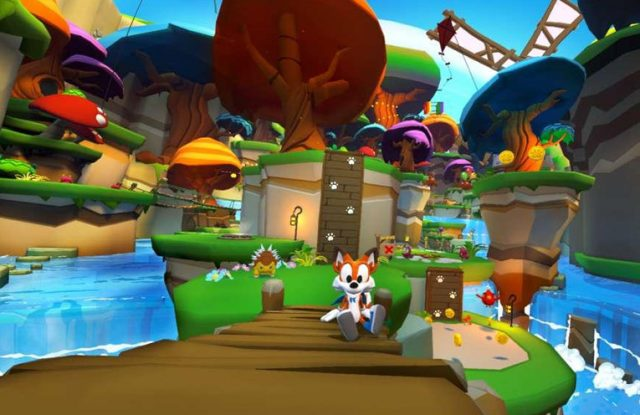 test super lucky tale xbox one x