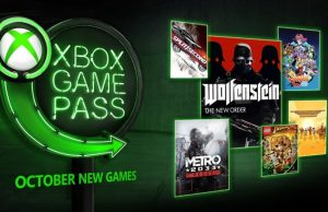 xbox game pass octobre 2018