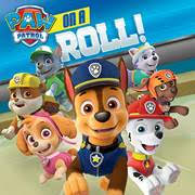 PAW Patrol is on a roll! pat patrouille